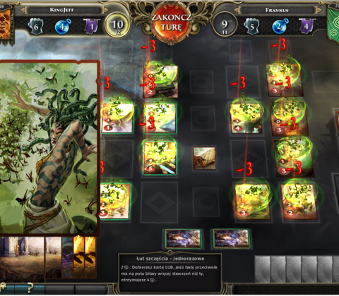 Might & Magic Duel of Champions in-game screenshot 4