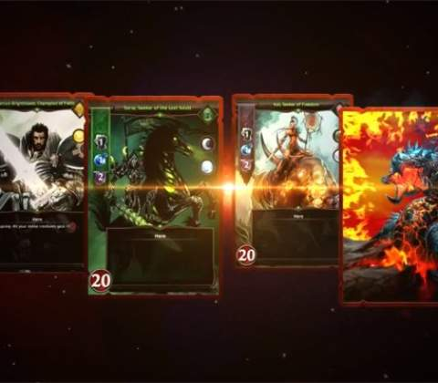 Might & Magic Duel of Champions in-game screenshot 7