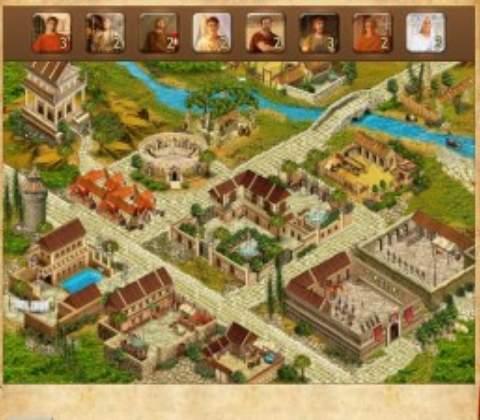My Gladiators in-game screenshot 1
