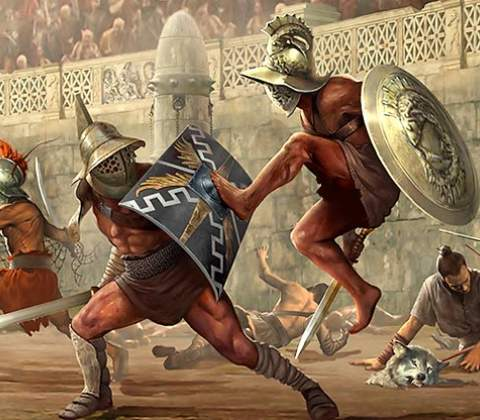 My Gladiators in-game screenshot 2