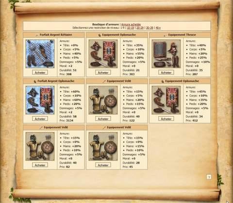 My Gladiators in-game screenshot 3