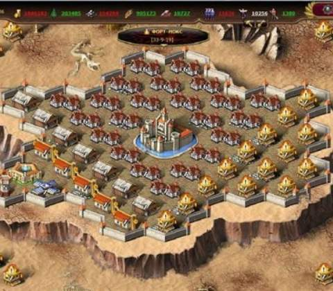 MyLands in-game screenshot 2