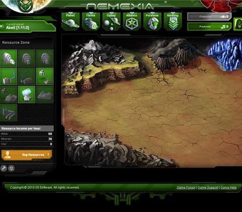 Nemexia in-game screenshot 2