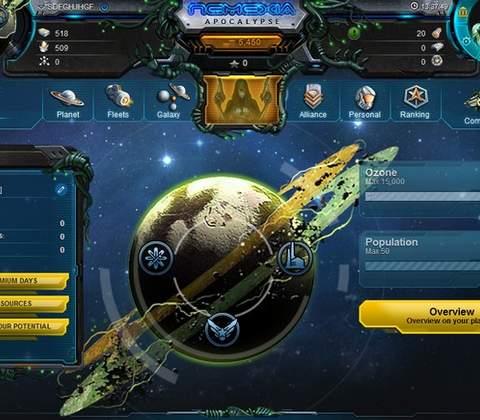 Nemexia in-game screenshot 3