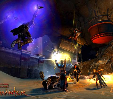Dungeons & Dragons - Neverwinter in-game screenshot 11