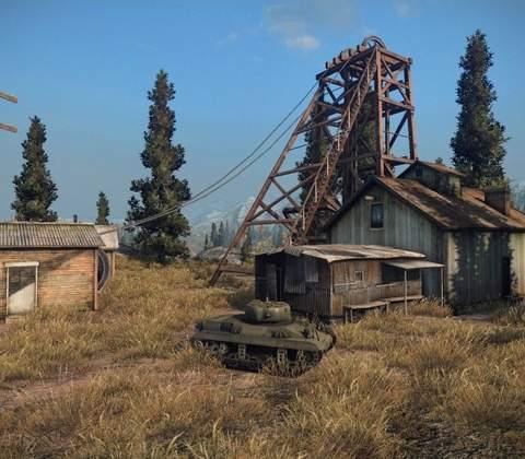 World of Tanks in-game screenshot 2