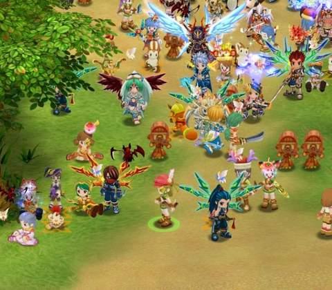 NosTale in-game screenshot 2