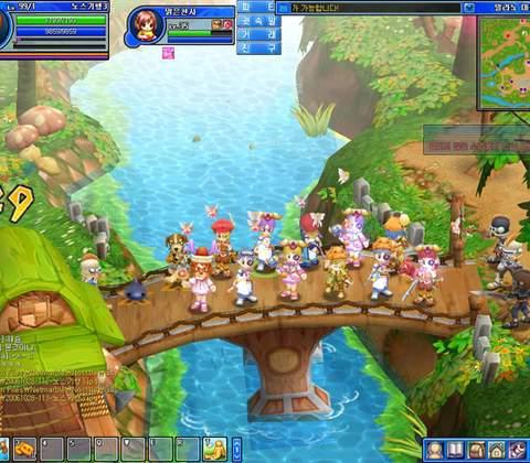 NosTale in-game screenshot 5