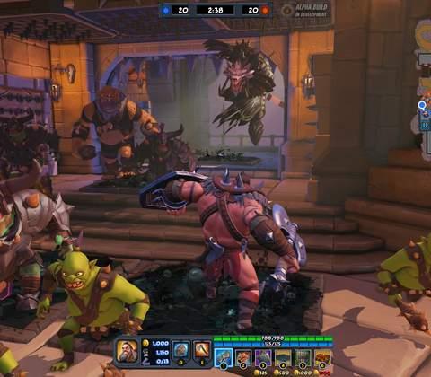 Orcs Must Die! Unchained in-game screenshot 4