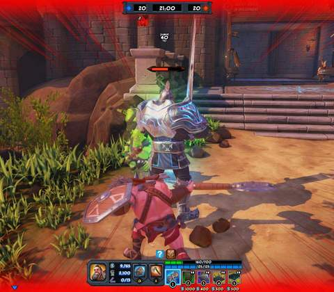 Orcs Must Die! Unchained in-game screenshot 1
