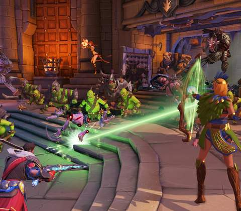 Orcs Must Die! Unchained in-game screenshot 6