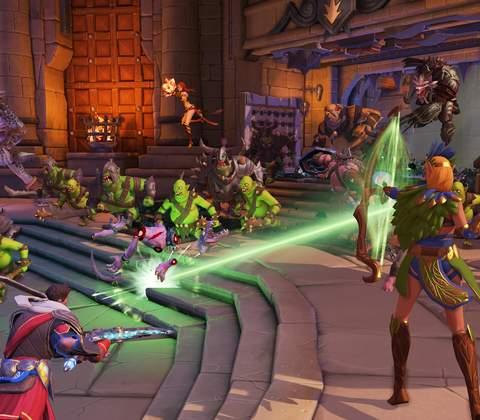 Orcs Must Die! Unchained in-game screenshot 6