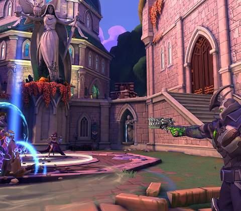 Paladins in-game screenshot 2