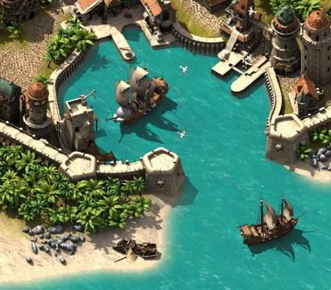 Pirate Storm in-game screenshot 6
