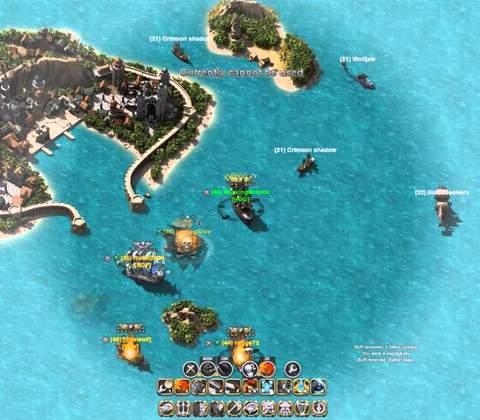 Pirate Storm in-game screenshot 2