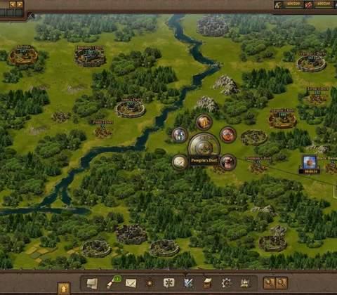 Tribal Wars 2 in-game screenshot 3