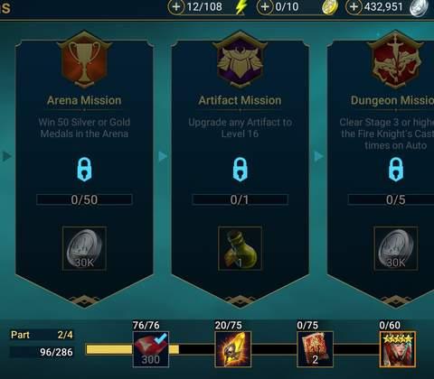RAID: Shadow Legends in-game screenshot 33