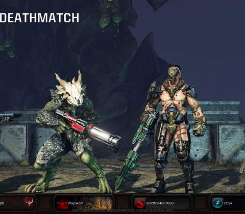 Quake Champions in-game screenshot 6