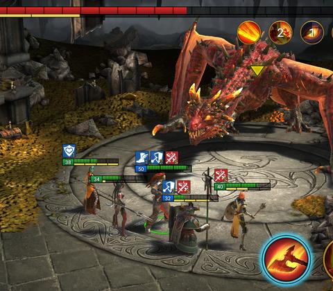 RAID: Shadow Legends in-game screenshot 34