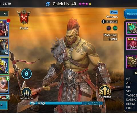 RAID: Shadow Legends in-game screenshot 3