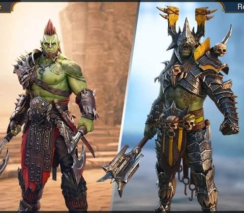 RAID: Shadow Legends in-game screenshot 7