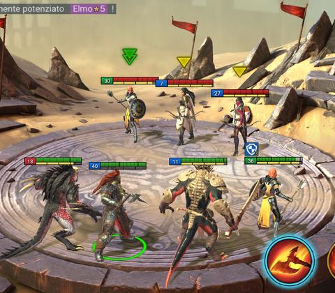 RAID: Shadow Legends in-game screenshot 8