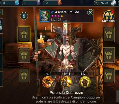 RAID: Shadow Legends in-game screenshot 15