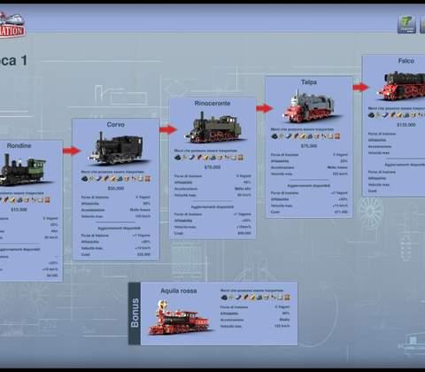 Rail Nation in-game screenshot 6
