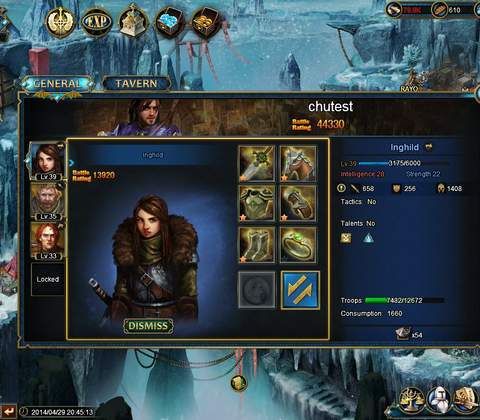 Review of Ravenmarch - MMO & MMORPG Games