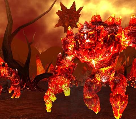 Runes of Magic in-game screenshot 2