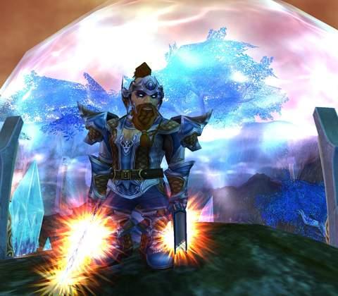 Runes of Magic in-game screenshot 4