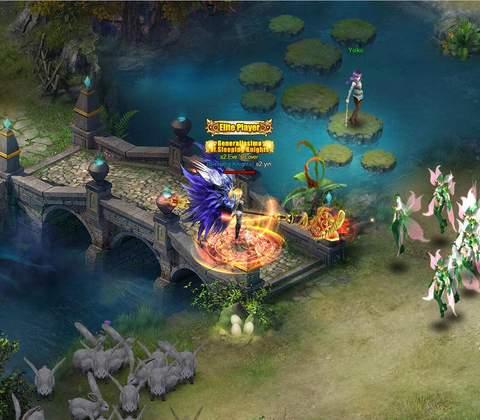 SAO's Legend in-game screenshot 1