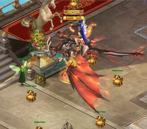 SAO's Legend in-game screenshot 2