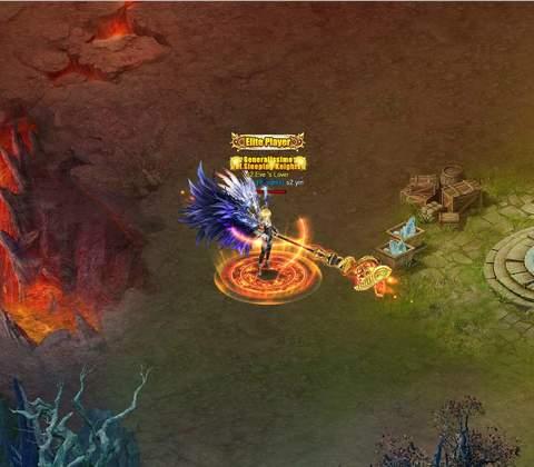 SAO's Legend in-game screenshot 6