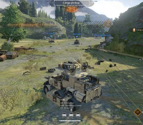 Crossout in-game screenshot 7