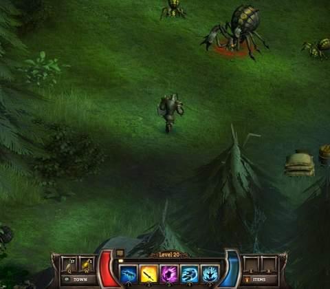 KingsRoad in-game screenshot 2