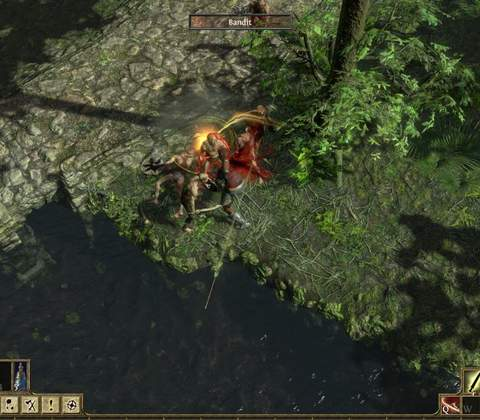 Path of Exile in-game screenshot 2