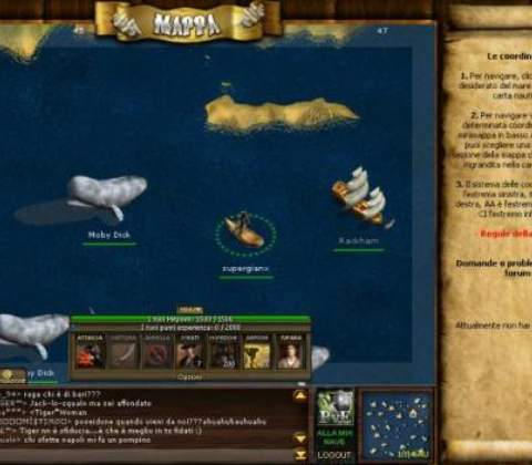 Sea Fight in-game screenshot 1