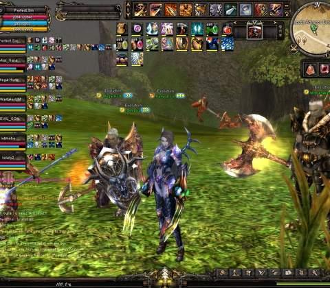 Shaiya in-game screenshot 3