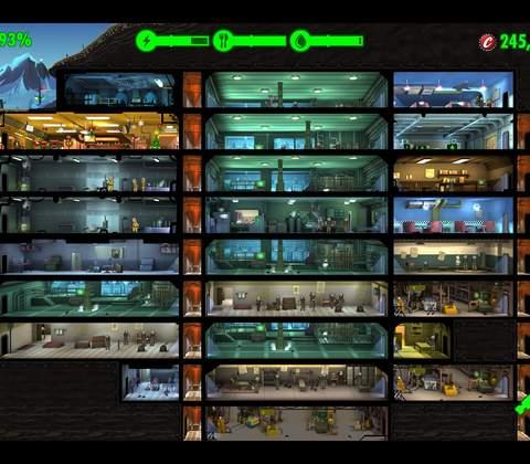 Fallout Shelter in-game screenshot 1