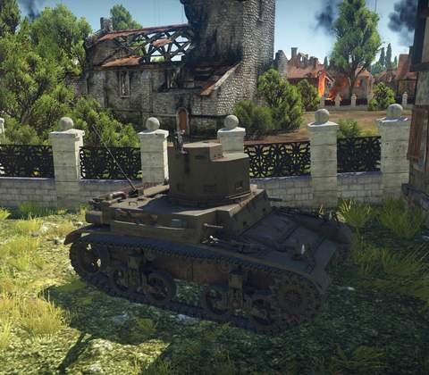 War Thunder in-game screenshot 16