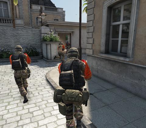 S.K.I.L.L in-game screenshot 3