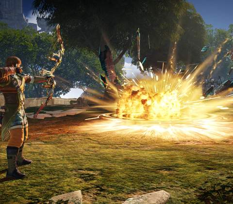 Skyforge in-game screenshot 8