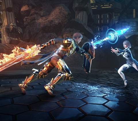 Skyforge in-game screenshot 4