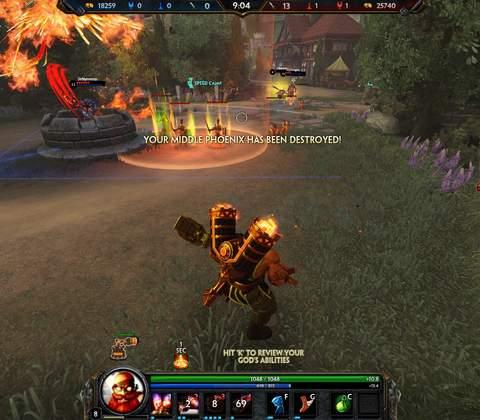 Smite in-game screenshot 9