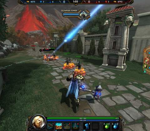 Smite in-game screenshot 4