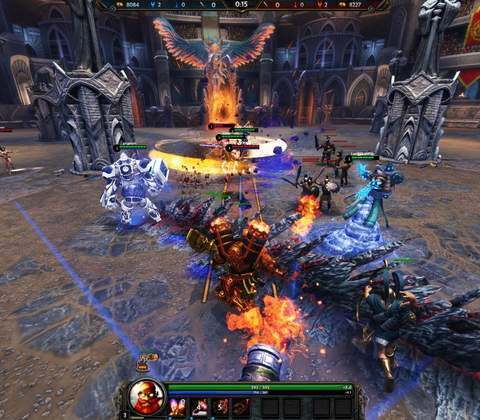 Smite in-game screenshot 2