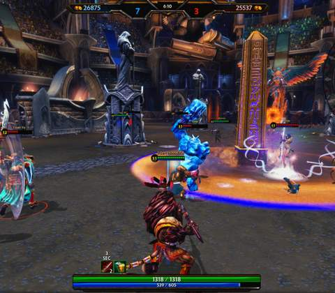 Smite in-game screenshot 12