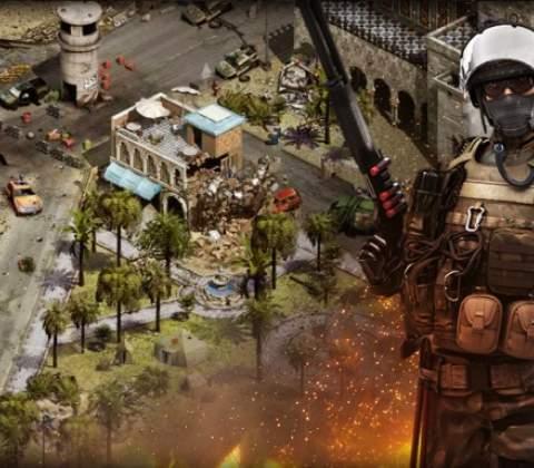 Soldiers Inc. in-game screenshot 11