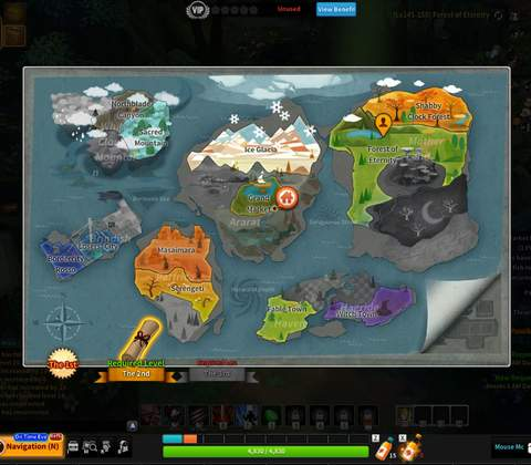 HeroWarz in-game screenshot 8